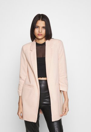 VMRICA LONG - Manteau court - sepia rose