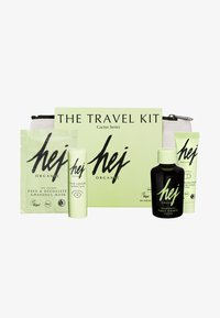 Hej Organic - THE TRAVEL KIT - Skincare set - neutral - 0