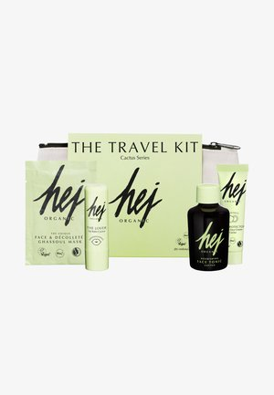 THE TRAVEL KIT - Skincare set - neutral