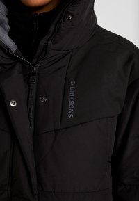 Didriksons - PYSEN  - Winter coat - black - 5