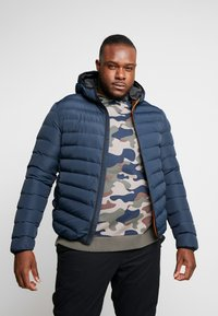 Brave Soul - GRANTPLAIN PLUS - Winter jacket - navy - 0
