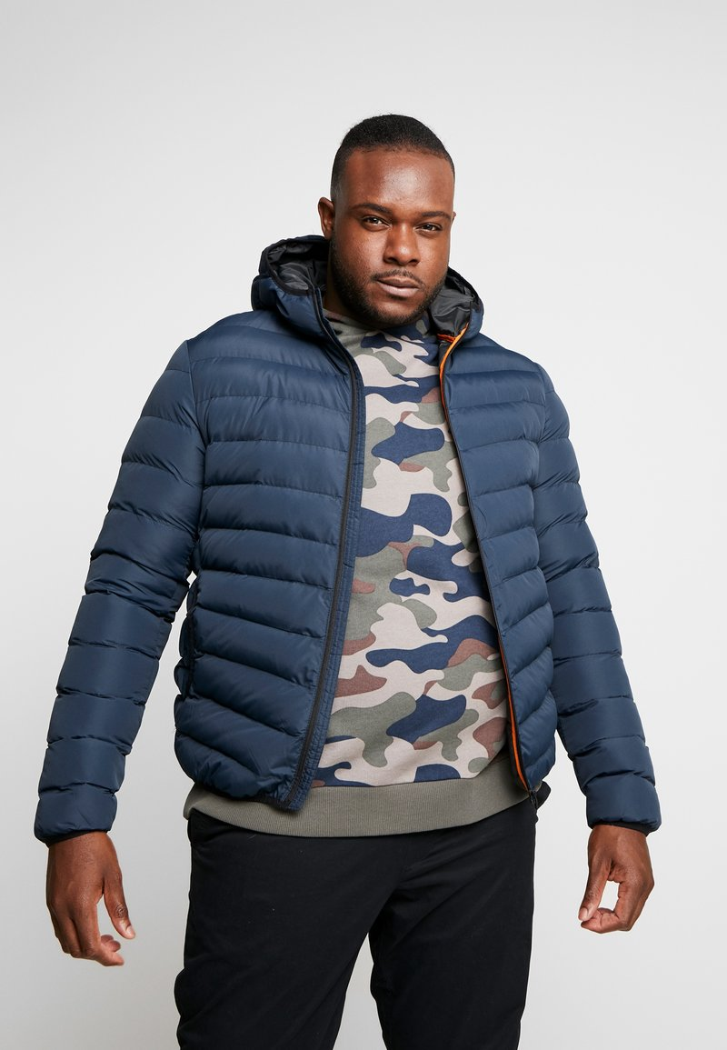Brave Soul - GRANTPLAIN PLUS - Winter jacket - navy