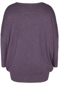 Zizzi - Trui - purple - 1