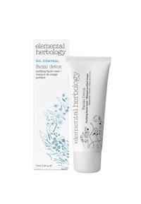 Elemental Herbology - FACIAL DETOX PURIFYING MASK 75ML - Maschera viso - neutral - 1