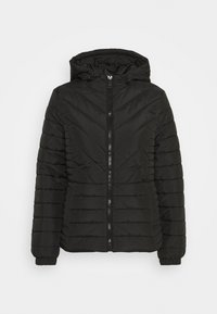 New Look - LIZZIE LIGHTWEIGHT PUFFER - Lett jakke - black