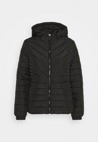 LIZZIE LIGHTWEIGHT PUFFER - Light jacket - black