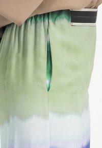 Nicowa - ANELLA - Trousers - green - 4