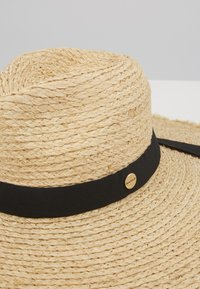 Seafolly - SHADYLADYRAFFIA PANAMA HAT - Hatt - natural - 5