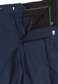 Carl Gross - Suit trousers - dark blue - 2