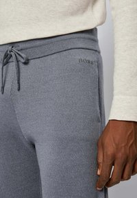 BOSS - KALLIO - Tracksuit bottoms - grey - 3