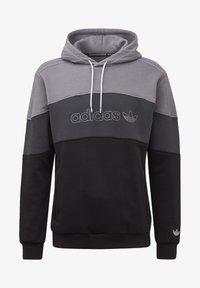 adidas Originals - BX-2O HOODIE - Hoodie - grey - 6