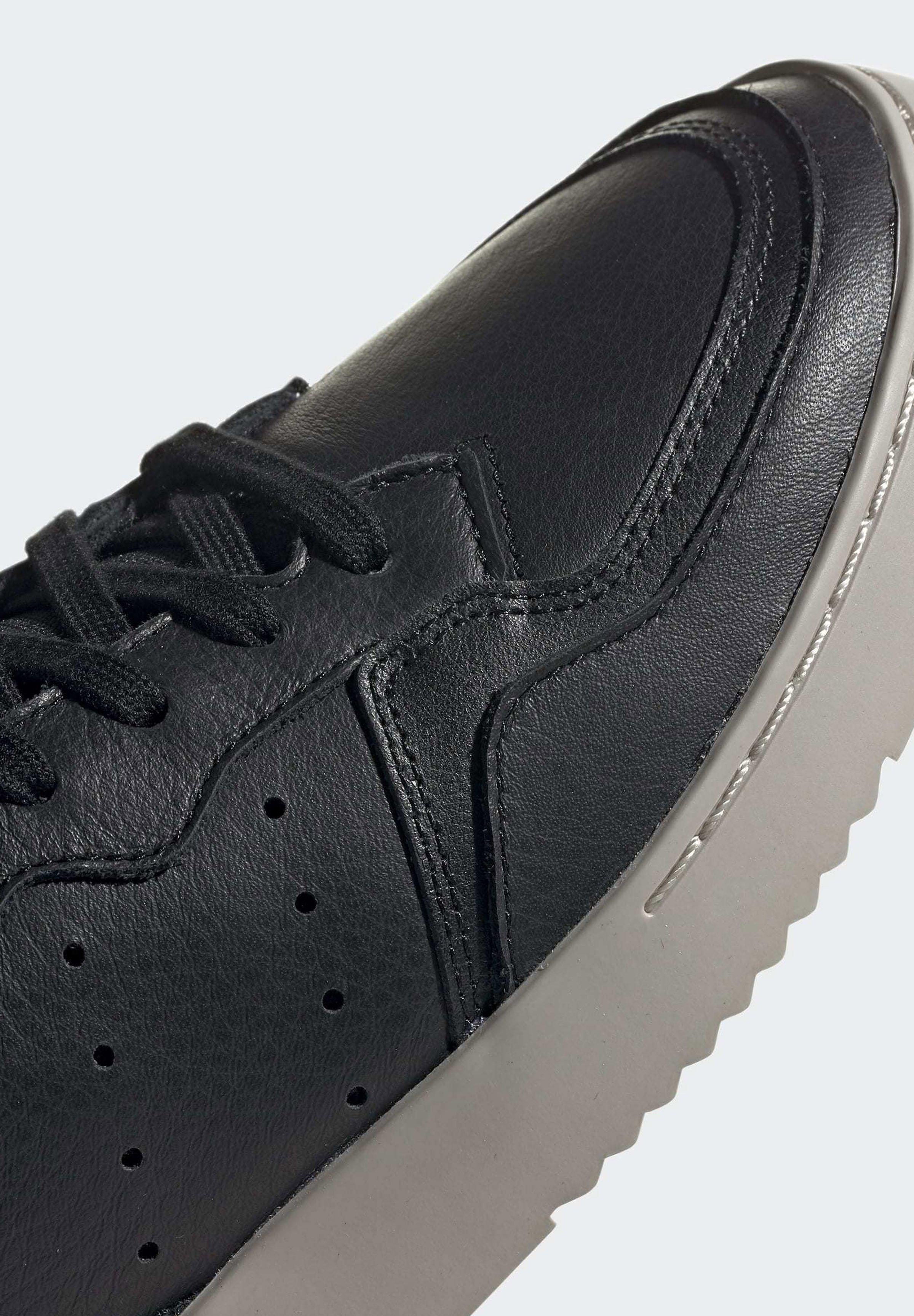 adidas Originals SUPERCOURT SHOES - Joggesko - black