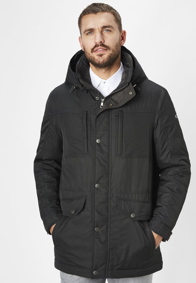 WASSERABEISEND ABERDEEN - Winter jacket - black