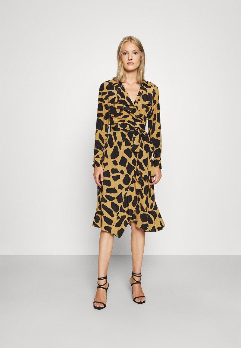 Diane von Furstenberg - EDEN DRESS - Day dress - natural
