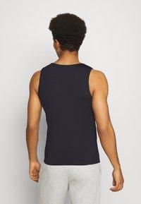 Curare Yogawear - MEN TANK - Top - midnight blue - 2