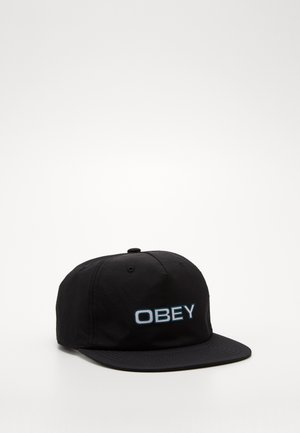 COPPER STRAPBACK - Keps - black