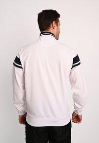 sergio tacchini - DAMARINDO - Training jacket - white/navy - 2