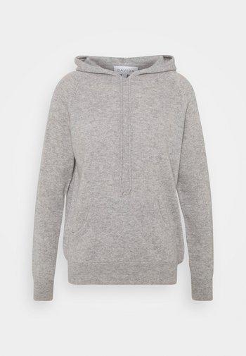 FRONT POCKET HOODIE - Huppari - light grey