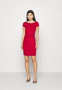Anna Field - Žerzejové šaty - red - 1