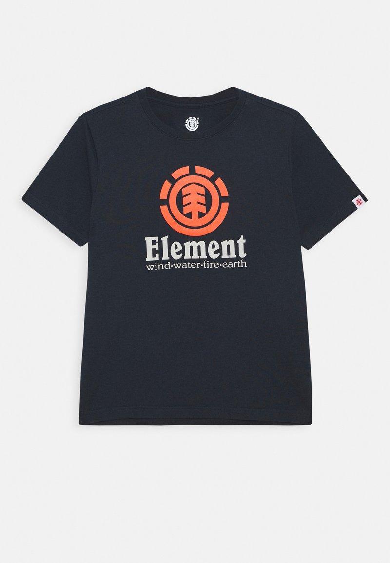 Element - VERTICAL BOY - Print T-shirt - eclipse navy