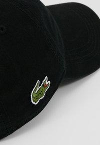 Lacoste - Cap - noir - 6
