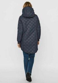 Vero Moda - Winter coat - ombre blue - 2