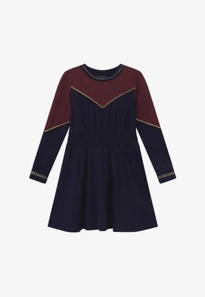 ROSA - Žerzejové šaty - navy blazer
