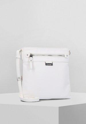 INA - Across body bag - white