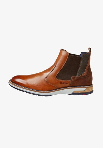 GASTON - Classic ankle boots - braun