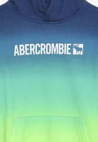 Abercrombie & Fitch - LOGO CORE  - Hoodie - blue/green - 3