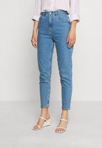 Afends - BLONDIES - Slim fit jeans - classic blue - 0