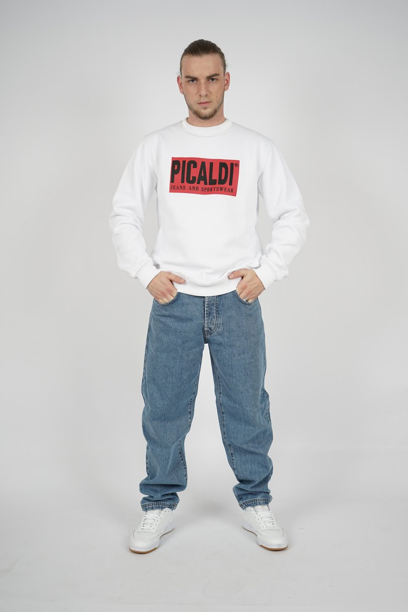 Picaldi - Relaxed fit jeans - stone
