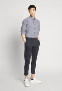 Ben Sherman - SIGNATURE GINGHAM - Overhemd - dark blue - 1