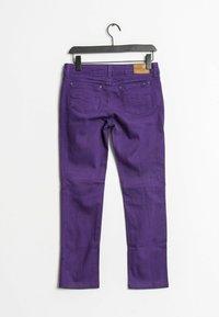 Tommy Hilfiger - Slim fit jeans - purple - 1