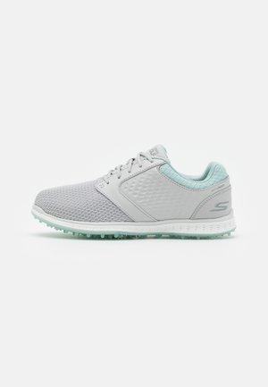 ELITE 3 - Golf shoes - gray/mint