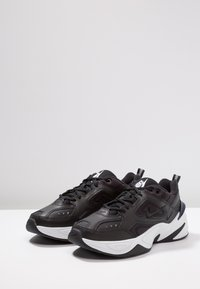 Nike Sportswear - M2K TEKNO - Trainers - black/offwhite/obsidian - 2