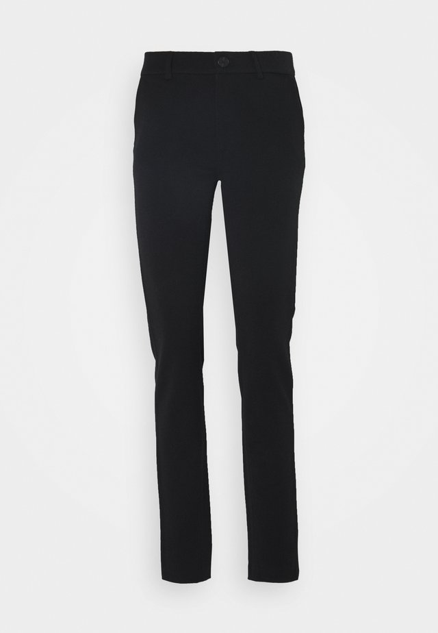 ONLEMILY VELMA PANT - Pantaloni - black