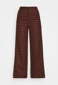 Fashion Union - JOHNNY TROUSER - Kalhoty - camel - 5