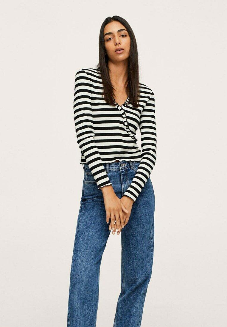 Donna RUCHES - Maglietta a manica lunga