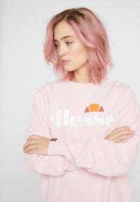 Ellesse - AGATA - Sweatshirt - light pink - 5