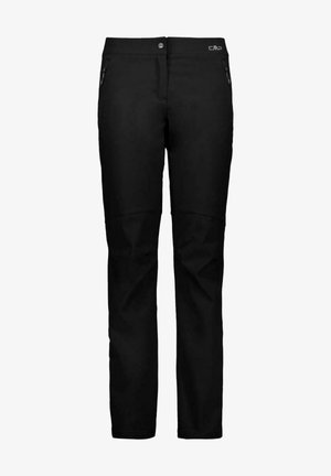 Trousers - schwarz
