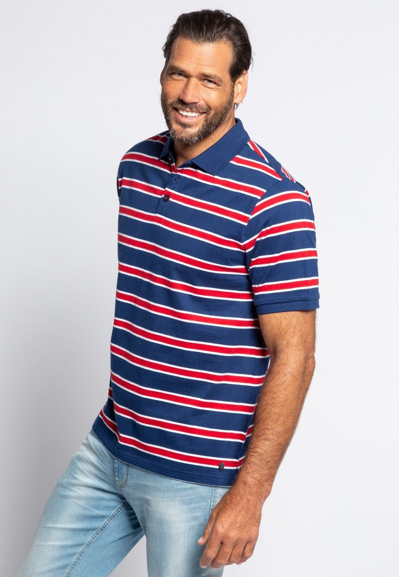 JP1880 - Polo shirt - salsa