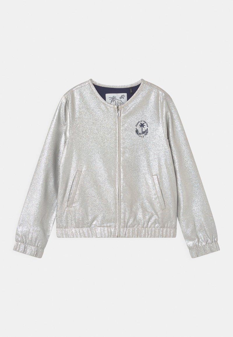 IKKS - Light jacket - argent