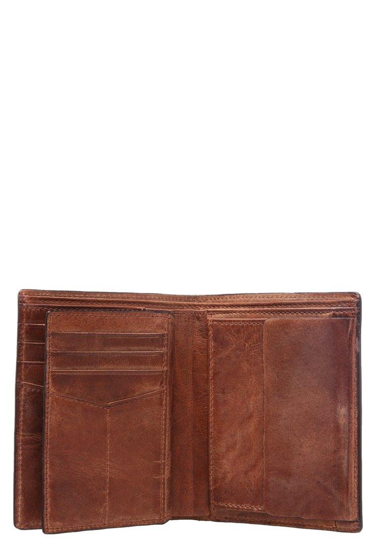 Fossil DERRICK - Geldbörse - brown/braun - Herrentaschen eNgWZ