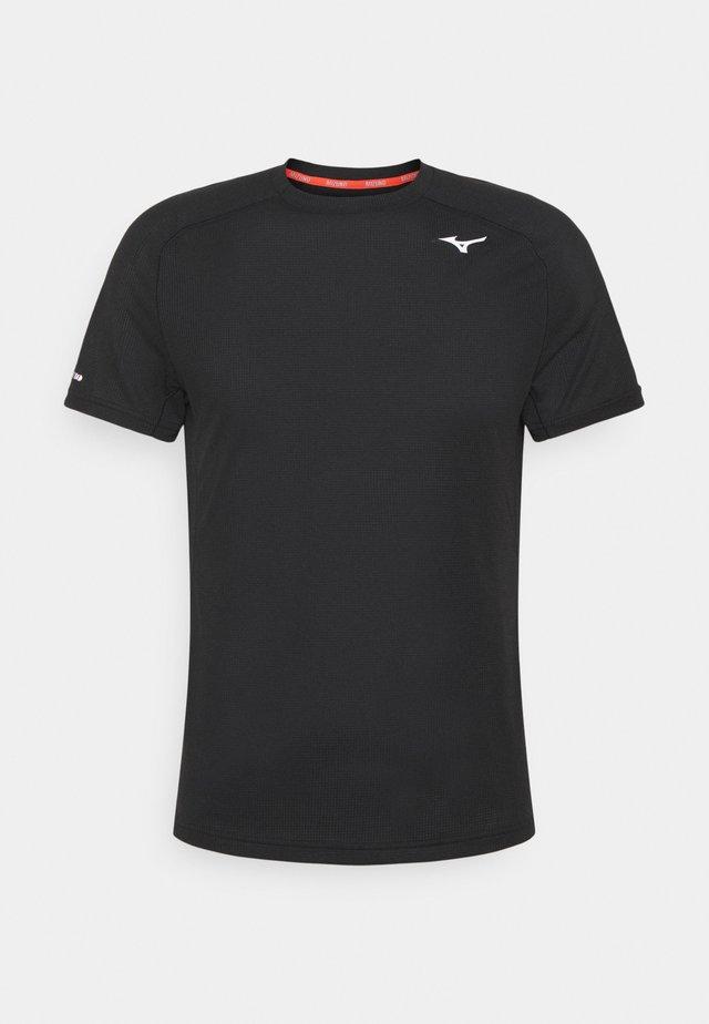 DRYAEROFLOW TEE - T-shirt sportiva - black