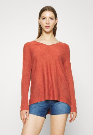 JDYNEWDRUNA  - Jumper - red