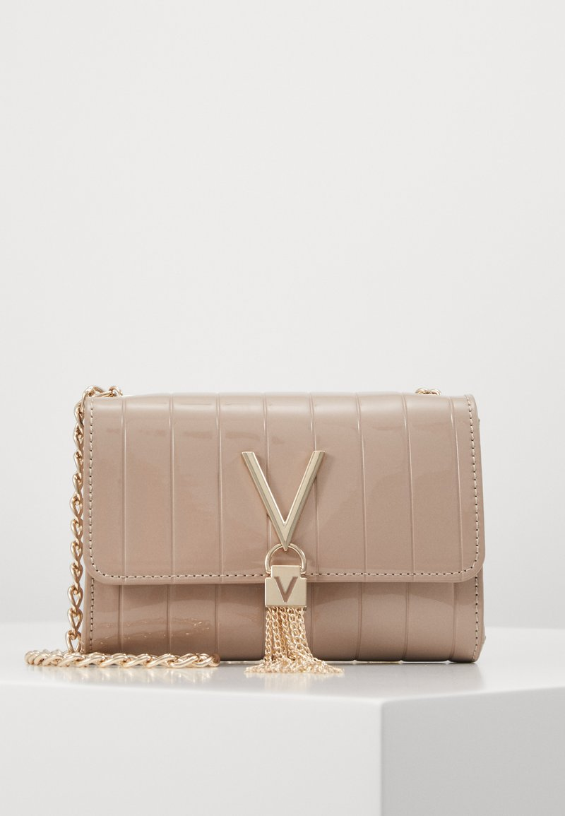 Valentino Bags - BONGO - Sac bandoulière - taupe