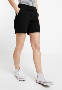 Object - OBJCECILIE  - Shorts - black - 0