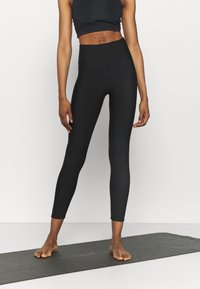 Cotton On Body - REVERSIBLE 7/8 - Tights - black - 0