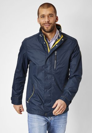 PITCH PERFECT - Outdoor jacket - dk. blue